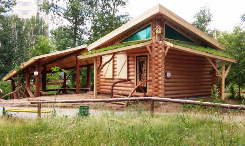 В Черняевском лесу открылся визит-центр